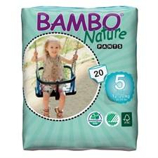 Culottes apprentissage bambo nature 12/2