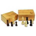 Figurines d'échecs (roi de 9 cm de haut