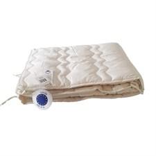 Couette en laine bio lavable