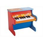 Jouet piano bois sevi+ 4 partitions