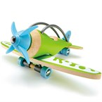 E-plane by hape avion en bambou