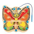 Papillon by labyrinthe magnétique