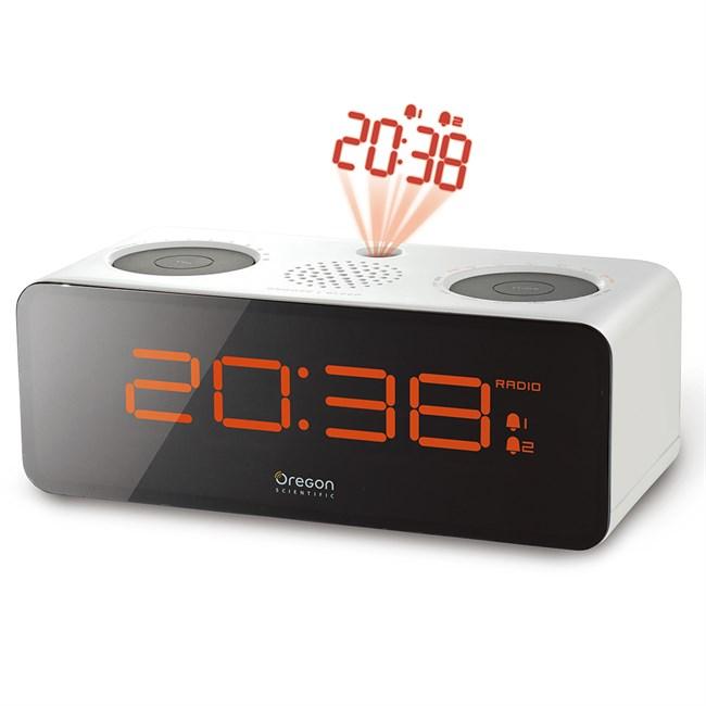 radio r veil avec projection de l 39 heure nature d couvertes. Black Bedroom Furniture Sets. Home Design Ideas