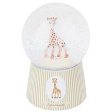 Boule à neige musicale sophie la girafe