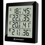 Thermo hygro quadro
