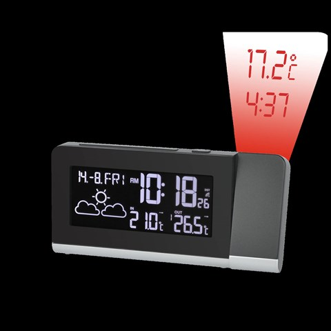 Station météo temeo mc radio contrôlée
