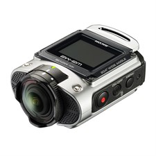 Action cam wg-m2 silver