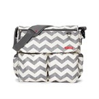Sac à langer dash signature - chevron