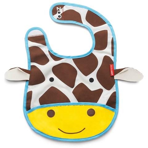 Bavoir - girafe