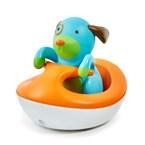 Jouet de bain - chien scooter des mers