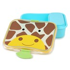 Lunch box zoo - girafe