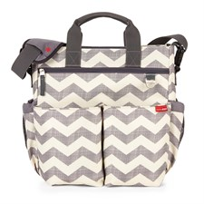 Sac ã  langer duo signature - chevron