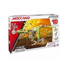 Meccano dinosaures 10 modeles