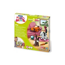 Fimo kids form and play animaux fami...
