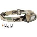 Lampe frontale petzl tactikka + hybrid c