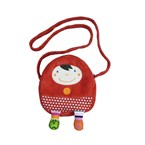 Sac besace chaperon rouge