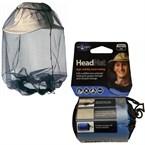 Moustiquaire de tête headnet