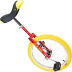 Monocycle quax luxus 20' rouge