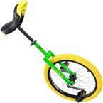 Monocycle quax luxus 20 pouces vert