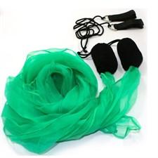 Bolas foulards vert