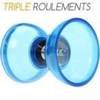 Diabolo triple roulements cyclone quartz
