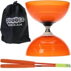 Kit diabolo beach free orange + baguette