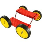 Acrobatique pedal go rouge