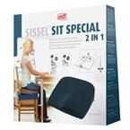Sissel - coussin de siège sit 2 en 1