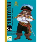 Jeu cartes 5-99y piratatak djeco