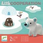Jeu de société little coopération 2,5-5y