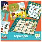 Jeu éducatif topologix 4-6y eduludo djec