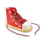 Chaussure à lacer basket