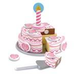 Gâteau de fête à trois étages