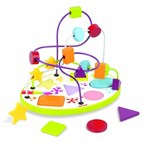 Looping puzzle formes & couleurs