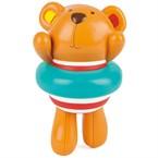 Jouet de bain bébé ours nageur hape