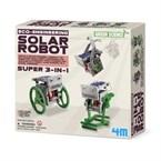 Mini robot solaire 4m