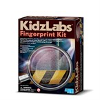 Kit empreintes digitales 4m