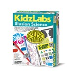 Illusion science 4m - kit illusions