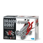 Dragon robot 4m-robot dragon