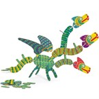Construction dragon 4-8y volubo djeco