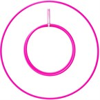 Perfect hoop 16mm pliable rose uv