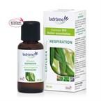 Respiration mélange huiles essentielles