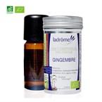 Huile essentielle gingembre bio 10ml