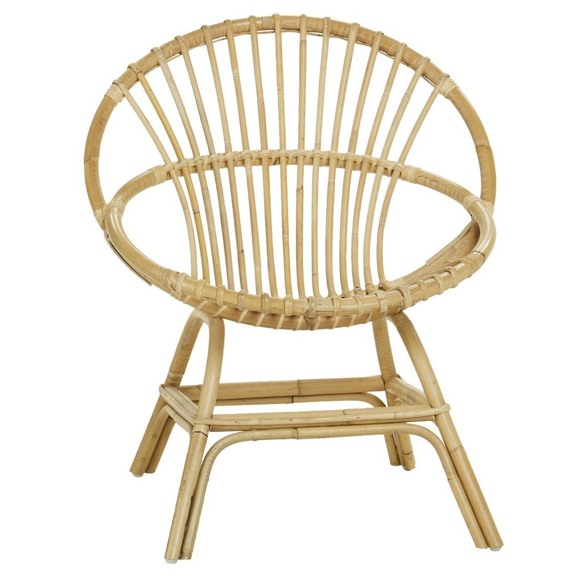 Maison Du Monde Fauteuil Rotin fauteuil en rotin brigitte