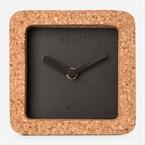 Ebony black horloge