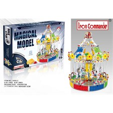 Carousel musical à construire