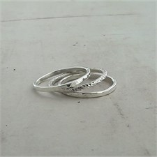 Bague trindade - taille - 60