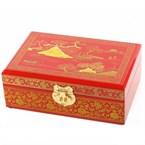 Coffret à bijoux laque - modèle beijing