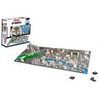 Puzzle paris 4d cityscape