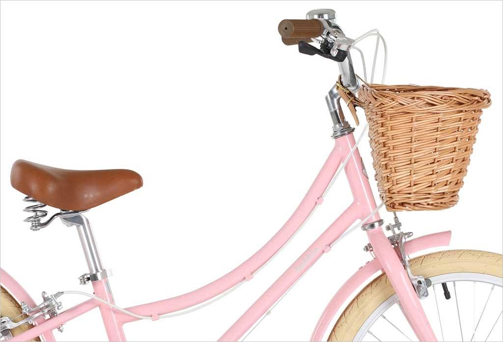 Vélo Enfant Gingersnap 20 Rose Bobbin Nature Découvertes